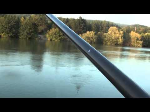Pescuit oblete la muste  artificiale baraj Bascov august 2014