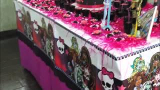 getlinkyoutube.com-Aniversario Monster High!!!!
