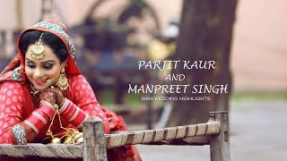 getlinkyoutube.com-Sikh Wedding Highlights  | | Parjit Kaur And Manpreet Singh | | Kay.B Films | | Nawanshahr