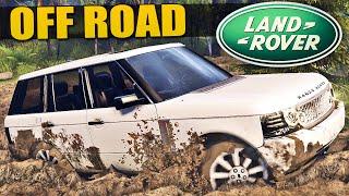 getlinkyoutube.com-Land Rover no Atoleiro - Spin Tires