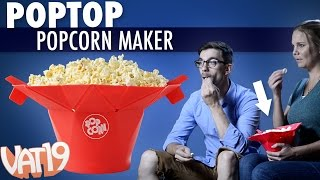 getlinkyoutube.com-Make Healthy Popcorn in the Blooming PopTop Popper