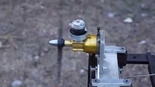 getlinkyoutube.com-เครื่องยนต์จิ๋ว COX  049 Golden Bee With Muffler