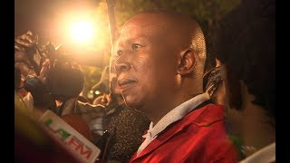 'We want peace in this parliament': Malema speaks after SONA 2018
