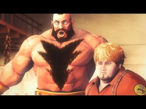 Street Fighter X Tekken 'TGS 2011 Cinematic Trailer' TRUE-HD QUALITY