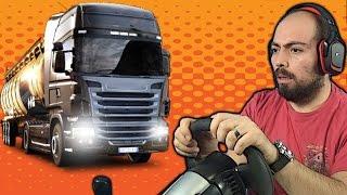 getlinkyoutube.com-Euro Truck Simulator 2 Oynadık