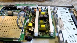 getlinkyoutube.com-DIY LG LCD Flat-panel TV repair with blown capacitor