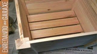 Cepillar madera hacer bricolaje es - Como hacer sillon de palets ...