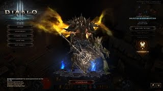 getlinkyoutube.com-Diablo III 2.4.1/2.4.2 PTR 2.5+ Trillion Crits Raekor Boulder GR 90++ Build P1378