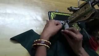 getlinkyoutube.com-Blouse Stitching tutorial in Telugu
