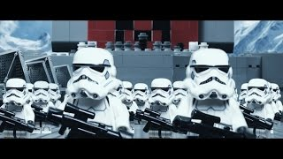 Lego Star Wars The Force Awakens Teaser Trailer 2