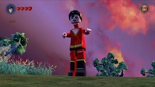getlinkyoutube.com-LEGO Batman 3: Beyond Gotham - Plastic Man Free Roam Gameplay [HD]