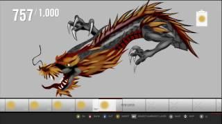 getlinkyoutube.com-Forza 4 Painting a Dragon