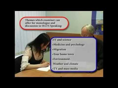 Watch an IELTS Speaking Interview- Download a free IELTS ebook