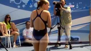 getlinkyoutube.com-Swimsuits & Butts 02A - Euro Champs 2010
