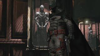 getlinkyoutube.com-Batman: Arkham Knight: Wayne Manor as Flashpoint Batman with guns
