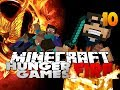 Minecraft Hunger Games Catching Fire 10 - DEADLY DEATHMATCH