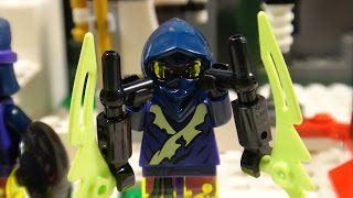 LEGO NINJAGO - NINJAS V'S GHOSTS - HOWLA AND WOO
