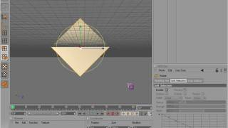 getlinkyoutube.com-Cinema 4D UV Mapping 01 - Projections