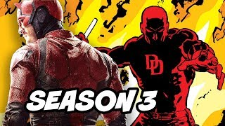 Daredevil Season 3 First Look Teaser and Kingpin Marvel Comics Theory
