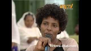 getlinkyoutube.com-Eritrean Merhaba Interview with Bisrat About Her Martyr Father Andeberhan   Part 3
