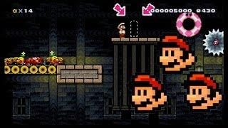 getlinkyoutube.com-Zagrajmy w Super Mario Maker odc. 8 Triforce Mario