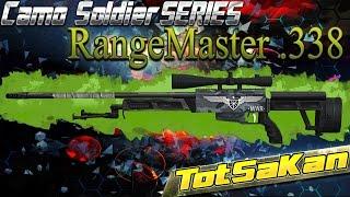สไนโลกลืมไปแล้วกับ Range Master .338  Camo Soldier series BY:ทศกัณฐ์