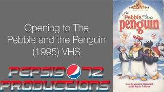 Opening To The Pebble And The Penguin (1995) VHS