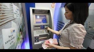 Cara Cek Saldo dan Cara mengambil Uang di ATM BRI