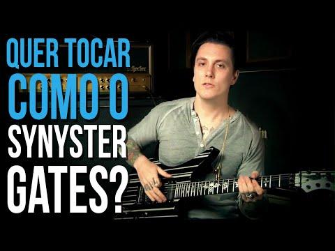 COMO TOCAR GUITARRA NO ESTILO SYNYSTER GATES