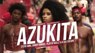 AZUKITA  Steve Aoki, Daddy Yankee, Play N Skillz & Elvis Crespo/ CHOREOGRAPHY | Ramana Borba