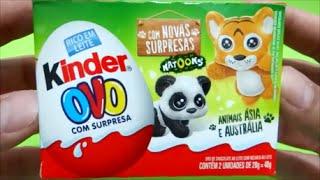 getlinkyoutube.com-Novo Kinder Ovo Surpresa Natoons surprise eggs huevo kinder sorpresa キンダーサプライズ 健達出奇蛋 킨더 서프라이즈 top