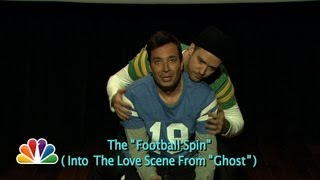 Evolution of End Zone Dancing (w/ Jimmy Fallon & Justin Timberlake) (Late Night with Jimmy Fallon)