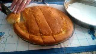 getlinkyoutube.com-Bakina  kuhinja -projara torta