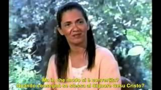getlinkyoutube.com-TESTIMONIANZA IMPERDIBILE - Ex strega brasiliana convertita a Gesù Cristo
