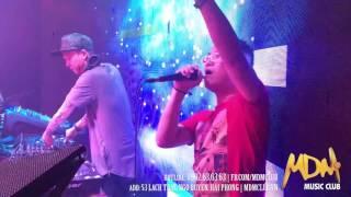 getlinkyoutube.com-MDM Music Club - DJ Tommy  & MC Cam Long - On The Mix Part 1 - 05/11/2016