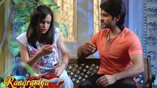getlinkyoutube.com-Rudra Gets POSSESSIVE About Myrah On RANGRASIYA 9th September Full Episode Update