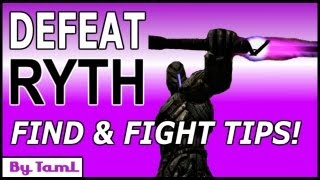 Infinity Blade 2: Find & Defeat Ryth!