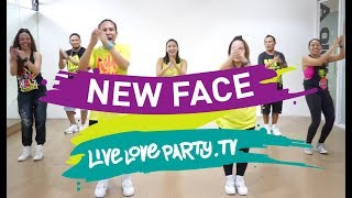 New Face | Zumba® | Live Love Party | KPOP | Dance Fitness