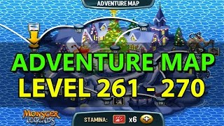 getlinkyoutube.com-Monster Legends - Adventure Isle 261 to 270
