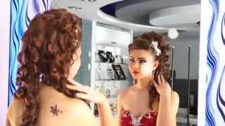 getlinkyoutube.com-صالون منال للعرائس - كفرمندا - Salon Mnal