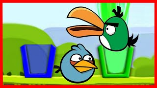 Angry Birds Online Games - Episode Angry Birds Drink Water Birds Levels 1-20 - Rovio games