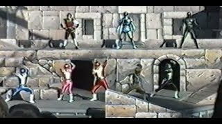 getlinkyoutube.com-後楽園遊園地 スーパーヒーロー大集合1989年 カーレンジャー&ジバン他