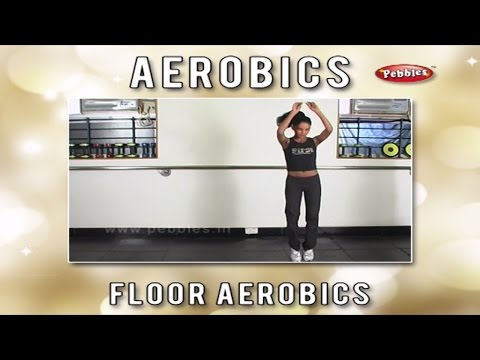 Aerobics Workout For Weight Loss   Floor Aerobics Routine   Aerobics Exercise Step By Step Beginners
