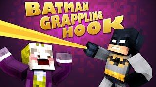 getlinkyoutube.com-Minecraft Mods ★ BATMAN GRAPPLING HOOK ★ Crazy Craft 2 [Ep.1]