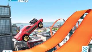 getlinkyoutube.com-HOT WHEELS RACE OFF MULTIPLAYER | Shark Bite / Spectyte / RD02 Gameplay iOS / Android
