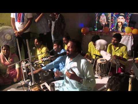 HARMESH RANGEELA GIVEN LIVE PERFORMANCE QWALLI BANGA ISHAQ DIYAN