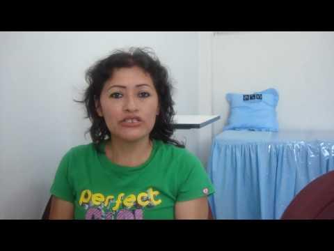 Testimonio: relleno de arrugas, aumento de labios con acido hialuronico por Dermatologo en Lima