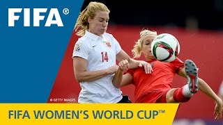 HIGHLIGHTS: Germany v. Norway - FIFA Women's World Cup 2015
