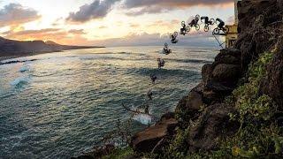 getlinkyoutube.com-GoPro: Danny MacAskill - Cascadia - Filming The Final Jump