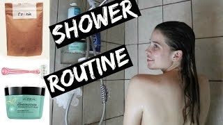 getlinkyoutube.com-My Shower Routine! + Products & Tips!